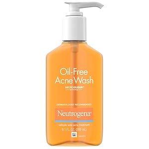 Neutrogena Oil-Free Acne Wash- 9.1 fl oz