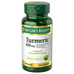 Nature's Bounty Turmeric / Curcumin Capsules 60ct