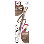 CoverGirl Perfect Blend Eyeliner Pencil, Smoky Taupe 130- .03 oz