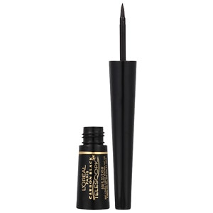 L'Oreal Paris Telescopic Precision Liquid Eyeliner, Carbon Black 835
