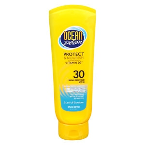 Ocean Potion Suncare Protect & Nourish Sunscreen, SPF 30- 8 fl oz
