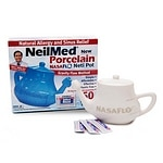 NeilMed Porcelain Neti Pot