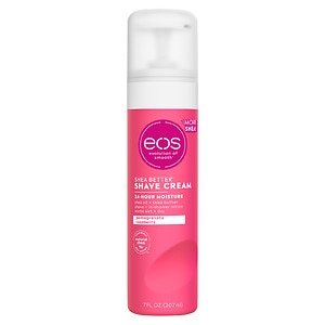 eos Shave Cream, Ultra Moisturizing, Pomegranate Raspberry- 7 fl oz