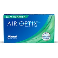Air Optix for Astigmatism Contact Lens- 6 lenses per Box