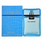 Gianni Versace Man Eau Fraiche Eau de Toilette Spray- 3.4 oz
