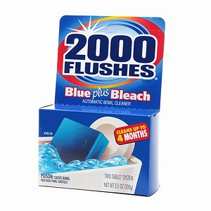 2000 flushes blue plus bleach detergent in malaysia