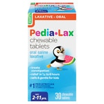 Fleet Children's Pedia-Lax Children's Chewable Tablets, Watermelon