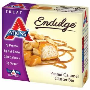 Atkins Endulge Treats, 5, Peanut Caramel Cluster, 5 ea
