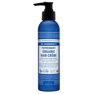 Dr. Bronner's Style Cream, Peppermint