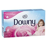 Downy Fabric Softener Sheets, April Fresh