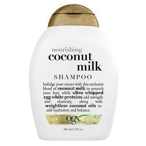 OGX Nourishing Coconut Milk Shampoo- 13 fl oz