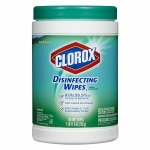 Clorox Disinfecting Wipes Canister, Fresh Scent