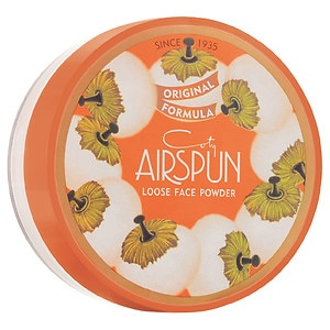 Coty Airspun Loose Face Powder, Translucent Extra Coverage- 2.3 oz