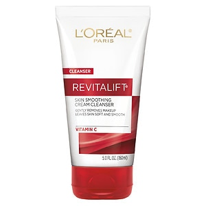 L'Oreal Paris Revitalift Radiant Smoothing Cream Cleanser- 5 fl oz