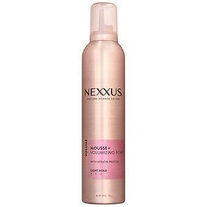 Nexxus Mousse Plus Volumizing Foam- 10.6 oz