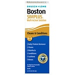 Boston Bausch & Lomb Boston SIMPLUS- 3.5 oz