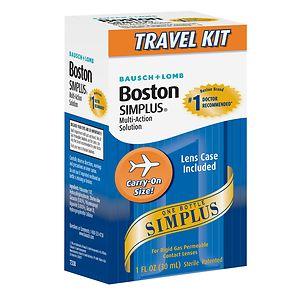 Boston SIMPLUS Multi-Action Solution Travel Kit- 1 oz