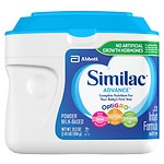 Similac Advance Complete Nutrition, Infant Formula