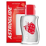 Astroglide Sensual Strawberry Lubricant- 2.5 fl oz