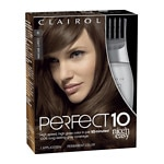 Clairol Nice 'n Easy Perfect 10 Permanent Hair Color, 006 Light Brown- 1 ea