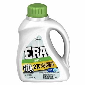 Era Liquid Detergent, 2x Ultra, Free, 32 Loads- 50 fl oz