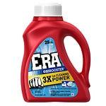 Era With Oxi Booster HEC Liquid Laundry Detergent 26 loads- 50 fl oz