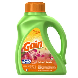 gain detergent logo