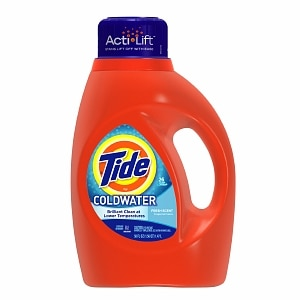 Tide Liquid Detergent for Coldwater, 26 Loads, Fresh Scent&nbsp;