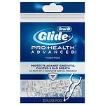 Oral-B Glide Pro-Health Dental Floss Picks, Deep Clean Angle