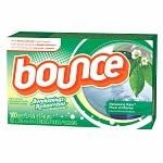 Bounce Awakenings Fabric Sheets, Renewing Rain