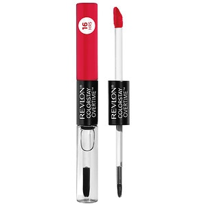 Revlon ColorStay Overtime Liquid Lipcolor, Forever Scarlet 40
