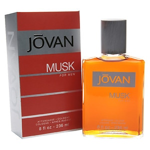 Jovan Musk for Men Aftershave Cologne, 8 fl oz