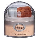 Physicians Formula Mineral Wear Talc-Free Loose Powder, Natural Beige 2453- .49 oz