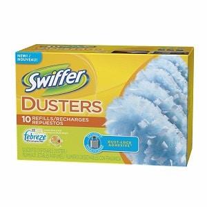 Swiffer Dusters with Febreze, Refill, Sweet Citrus & Zest- 10 ea
