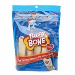 Busy Bone Mini, 4-pack- 6.6 oz