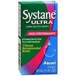 Systane Ultra High Performance Lubricant Eye Drops- .33 fl oz