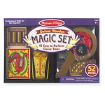 Melissa and Doug Deluxe Magic Set, Ages 8+