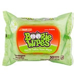 Boogie Wipes Gentle Saline Wipes for Stuffy Noses, Fresh Scent- 30 ea