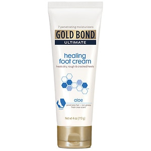 Gold Bond Healing Foot Therapy Cream- 4 oz