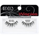 Ardell Fashion Lashes, Wispies Black- 1 pr