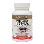 Spectrum Essentials PreNatal DHA- 60 ea