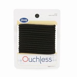 Goody Ouchless Hair Elastics- 14 ea