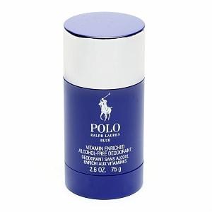 Ralph Lauren Blue for Men Alcohol-Free Deodorant, Vitamin Enriched, 2.6 fl oz