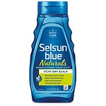 Selsun Blue Naturals Dandruff Shampoo, Citrus Blast