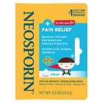 Neosporin Maximum Strength + Pain Relief