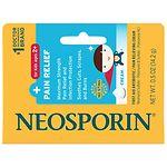 Neosporin Maximum Strength + Pain Relief