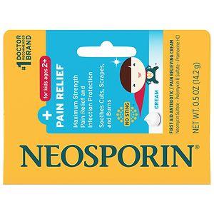 Neosporin Maximum Strength + Pain Relief- .5 oz