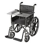 Duro-Med Wheelchair Tray, Acrylic- 1 ea
