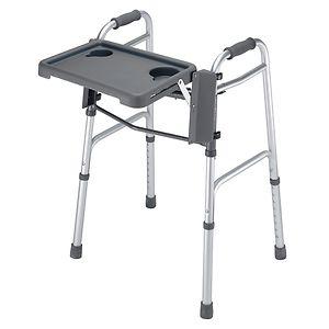 Duro-Med Fold Away Walker Tray- 1 ea