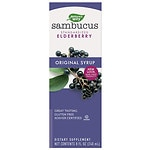 Nature's Way Sambucus Original Syrup, Black Elderberry